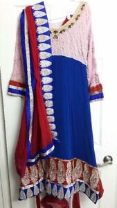 Salwar Kameez and Matching Dupatta-COMING TO LONDON MAY 31st