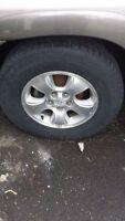 Mazda Tribute 4 Mags 400$