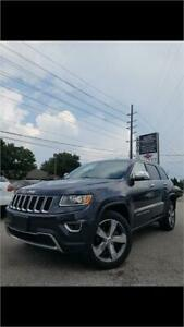 2016 Jeep Grand Cherokee Limited!LOW69KMS!CERTIFIED!