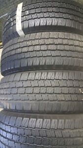 LT 225/75/16 Michelin LTX / DYNASTY AUTO