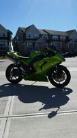 2007 Ninja ZX10R Immaculate End Of Season Special $5000