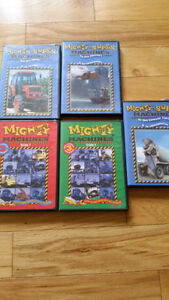 5 Gently Used Mighty Machines Movies