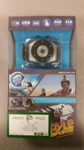Pyle 720P HD Action Camera