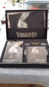 Schindler's list box set limited edition