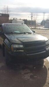 2007 Chevrolet Trailblazer SS Blacked Out SUV
