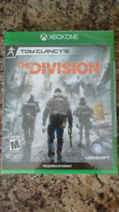 Tom Clancy's The Division Xbox One Brand New