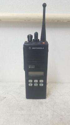 Motorola Mts2000 H01ucf6pw1bn Walkie Talkie 2 Way Radio 6 Button Keypad