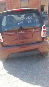 2006 Mercedes Benz Smart fortwo - Part Out / Parting Out Regina Regina Area image 5