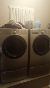 Washer and Dryer + Drawers = Kenmore  slightly used $450 Obo.