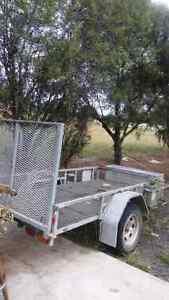 Camp bike trailer. Gloucester Gloucester Area Preview