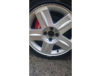 Renault Clio Sport 172/182 Alloys with tyres