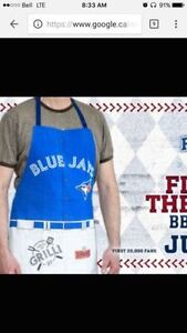 Fire Up The Grilli BBQ Apron
