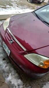 2003 Honda Civic lx Sedan for iphone
