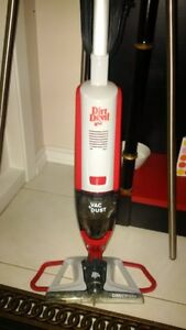 Perfect small mess cleaner  - DirtDevli, hardly used