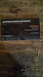 A&A Mobile Solutions and Services