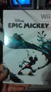 Epic Micky for the Nintendo Wii