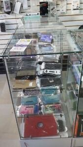 8 Glass display counter FOR SALE