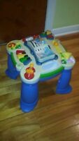 Table Eveil Musical Leap Frog
