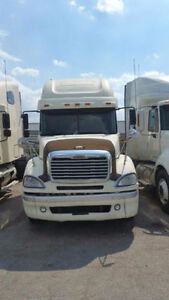 2006 freightliner cloumbia mbi 450hp autometic