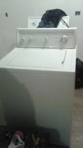 washer and dryer 500 for both
