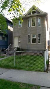 Furnished house in west end/Wolsley room for rent June 1st