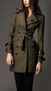 Looking for Burberry Trench Coat size SMALL