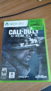 jeu Call of Duty Ghosts pour Xbox 360