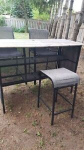 Outdoor Bar, 2 chairs, 1 stool Kitchener / Waterloo Kitchener Area image 3