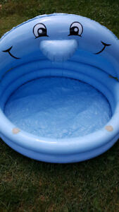 FOR SALE: SMALL BABY POOL ASKING $5.00 .