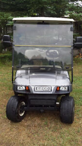 2007 EZ-GO TXT Gas Golf Cart, great condition,Sale or Trade
