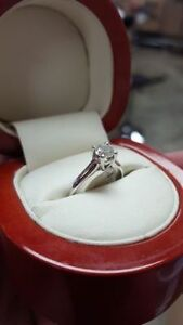 BRAND NEW! Brilliant Cut Diamond Engagement Ring