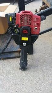 JACK HAMMER DEMOLITION BREAKER GAS POWERED HEAVY DUTY + FREE SHIPPING !!!