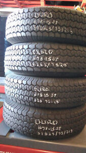 """15"""" USED TIRES @ XTREME AUTO-COME ON IN!!!!! Windsor Region Ontario image 1"""