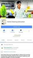 Now hiring move in / move out & post construction cleaners