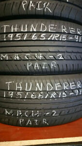 """15"""" USED TIRES @ XTREME AUTO-COME ON IN!!!!! Windsor Region Ontario image 4"""
