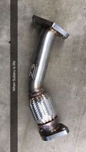 Grimmspeed Up Pipe. Impreza
