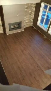 Professional Hardwood and Laminate Floor Installations Kitchener / Waterloo Kitchener Area image 1