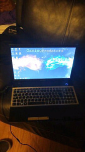 I3 gaming laptop need gone can trade