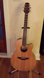 Takamine EG 45 C, with Arch-back case $425