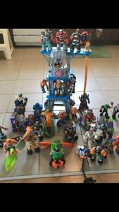 Fisher price rescue heroes command center tower. AVAILABLE Gatineau Ottawa / Gatineau Area image 1