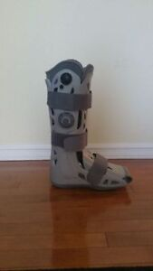 Never used AirCast Boot