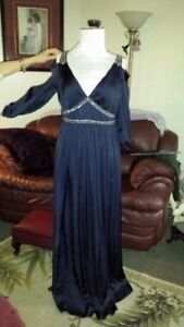 Size 12 Brand New Goddess Gown Paid $585 My Loss Your Gain