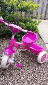 NEW! DISNEY PRINCESS TRICYCLE -