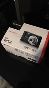Brand New Sony Cybershot DSC-W800