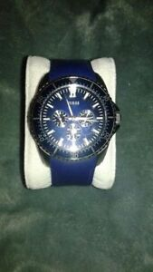 Blue Guess Watch Peterborough Peterborough Area image 1