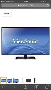 Monitor tv viewsonic 32 inch commercial display LED