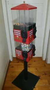 Candy machine - 8 separate compartments