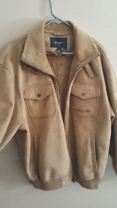 Suede Sean John Jacket *BRAND NEW* London Ontario image 1