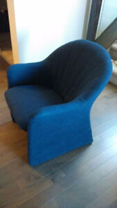 Blue Armchair (Reduced price if buy 2)