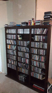 Large Diverse CD Collection